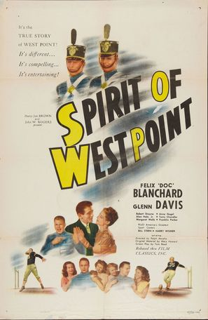 The Spirit of West Point - Movie Poster (thumbnail)