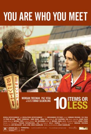 10 Items or Less - Movie Poster (thumbnail)