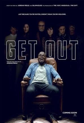 Get Out - Movie Poster (thumbnail)