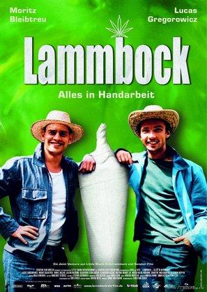 Lammbock - German poster (thumbnail)