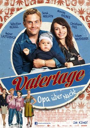 Vatertage - Opa über Nacht - German Movie Poster (thumbnail)