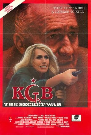 KGB: The Secret War