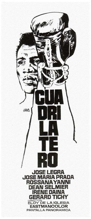 Cuadrilátero - Movie Poster (thumbnail)