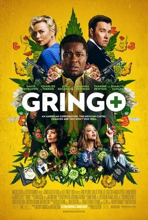 Gringo - Movie Poster (thumbnail)
