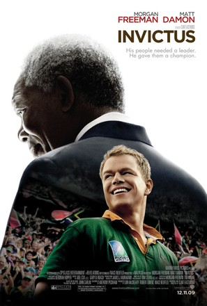 Invictus - Movie Poster (thumbnail)