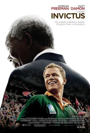 Invictus - Movie Poster (thumbnail)