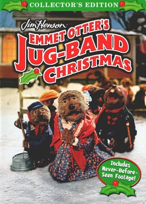 Emmet Otter's Jug-Band Christmas - Movie Cover (thumbnail)