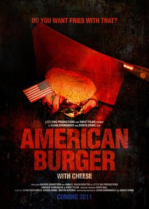 American Burger - Swedish Movie Poster (thumbnail)