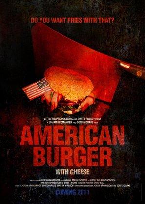 American Burger - Swedish Movie Poster (thumbnail)