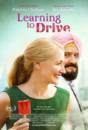 Learning to Drive - Movie Poster (thumbnail)