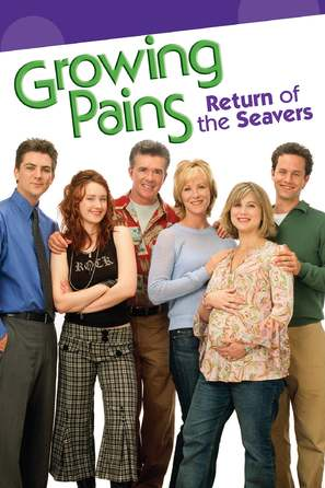 Growing Pains: Return of the Seavers - Movie Cover (thumbnail)