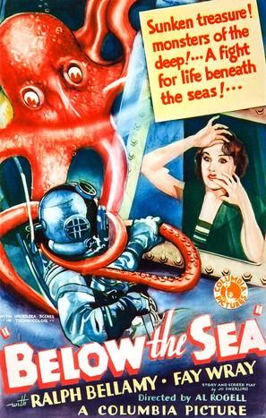 Below the Sea - Movie Poster (thumbnail)