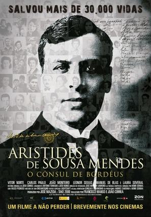 O Cônsul de Bordéus - Portuguese Movie Poster (thumbnail)