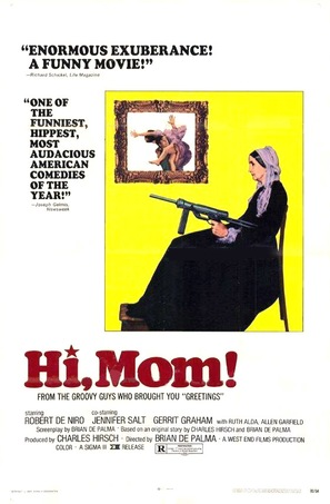 Hi, Mom! - Movie Poster (thumbnail)