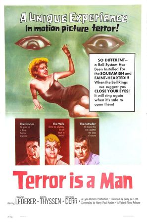 Terror Is a Man - Movie Poster (thumbnail)