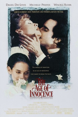 The Age of Innocence - Movie Poster (thumbnail)