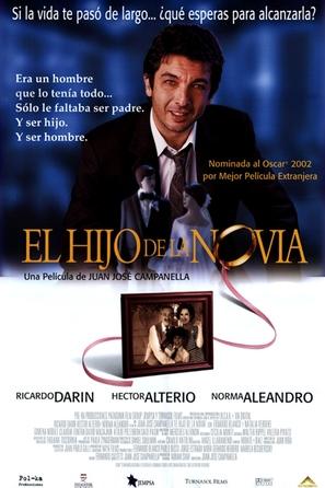 Hijo de la novia, El - Argentinian Movie Poster (thumbnail)