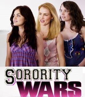 Sorority Wars - Movie Poster (thumbnail)
