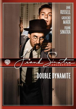 Double Dynamite - DVD movie cover (thumbnail)
