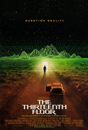 The Thirteenth Floor - Movie Poster (thumbnail)
