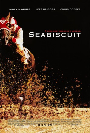 Seabiscuit - Movie Poster (thumbnail)
