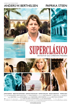 SuperClásico - Danish Movie Poster (thumbnail)