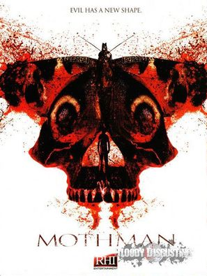 Mothman - Movie Poster (thumbnail)