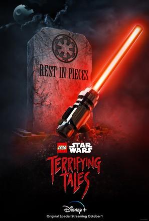 Lego Star Wars Terrifying Tales - Movie Poster (thumbnail)