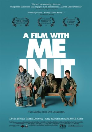 A Film with Me in It - Irish Movie Poster (thumbnail)