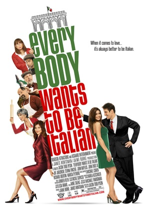 Everybody Wants to Be Italian - Movie Poster (thumbnail)