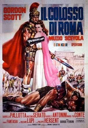 Il colosso di Roma - Italian Movie Poster (thumbnail)