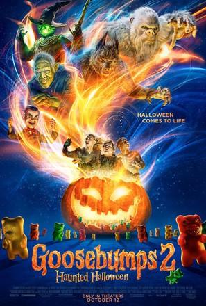 Goosebumps 2: Haunted Halloween - Movie Poster (thumbnail)