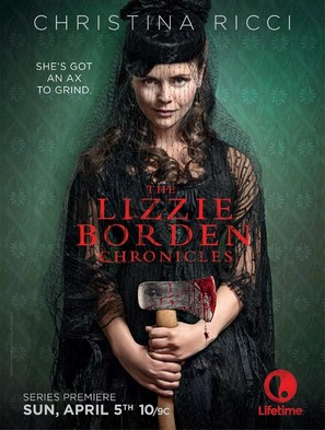 """The Lizzie Borden Chronicles"" - Movie Poster (thumbnail)"
