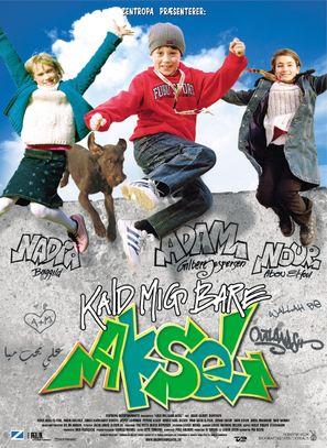 Kald mig bare Aksel - Danish Movie Poster (thumbnail)