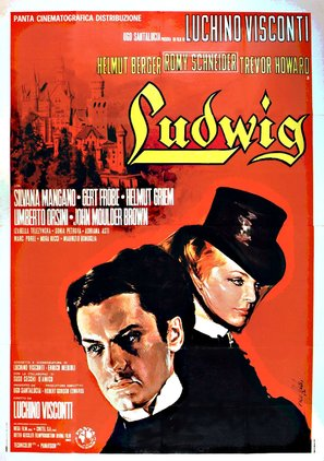 Ludwig - Italian Movie Poster (thumbnail)