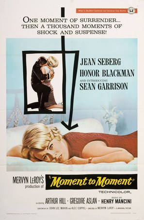 Moment to Moment - Movie Poster (thumbnail)