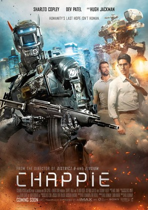 Chappie - Movie Poster (thumbnail)