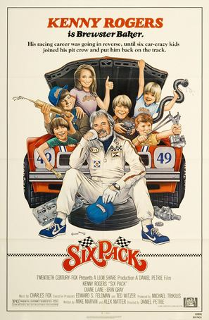 Six Pack - Movie Poster (thumbnail)