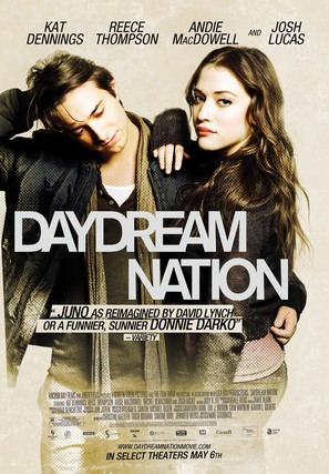 Daydream Nation - Movie Poster (thumbnail)