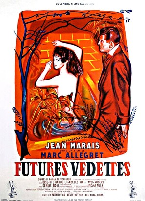 Futures vedettes - French Movie Poster (thumbnail)