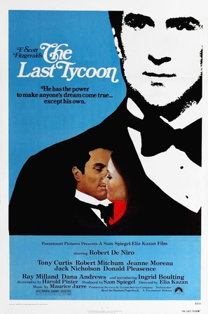 The Last Tycoon - Movie Poster (thumbnail)