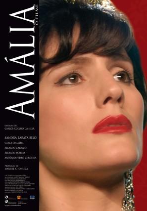 Amália - Portuguese Movie Poster (thumbnail)