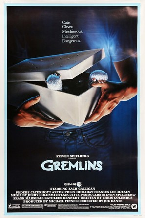 Gremlins - Movie Poster (thumbnail)