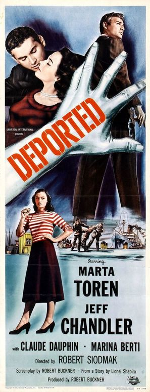 Deported - Movie Poster (thumbnail)