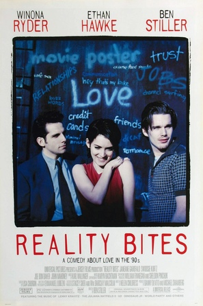 Reality Bites - Movie Poster (thumbnail)