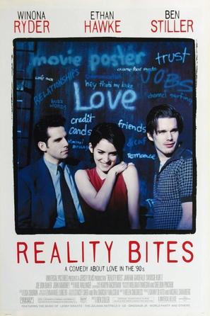 Reality Bites - Movie Poster (thumbnail)