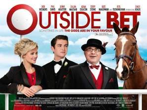 Outside Bet - British Movie Poster (thumbnail)