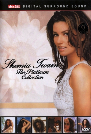 Shania Twain: The Platinum Collection - Movie Cover (thumbnail)