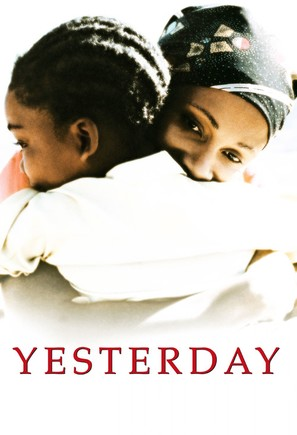 Yesterday - South African Movie Poster (thumbnail)