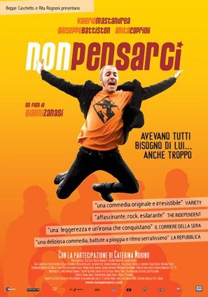 Non pensarci - Italian Movie Poster (thumbnail)
